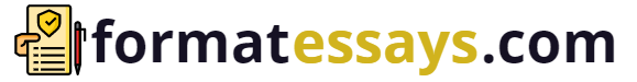 Format Essays logo